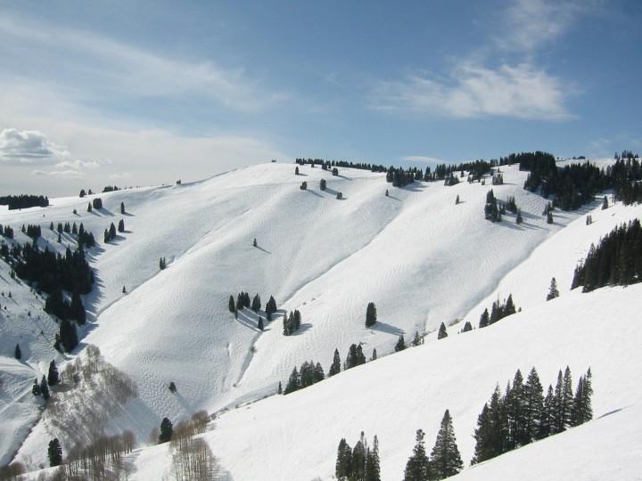vail colorado snow report